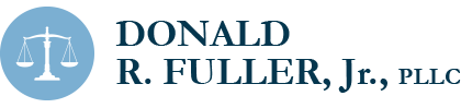 Donald R. Fuller, JR., PLLC Header Logo